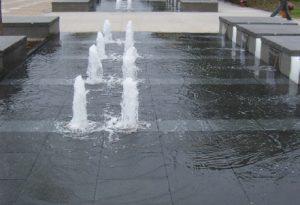 Granite fountain, Ohio