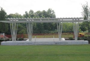Granite patio, Ohio