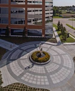 Granite pavers cut to size, Sugar Land, TX
