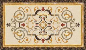 Danbury, 3ft x 5ft, 4ft x 6ft, Stone names-Crema Marfil, Emperador Dark, Honey Onyx, Indus Gold, Egyptian Yellow, Emperador Light & Rojo Alicante