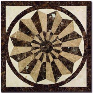 Sydney 36in and 48in-Stone names-Crema Marfil, Emperador Dark,Emperador Light